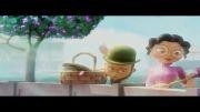 انیمیشن هیولا در پاریس | دوبله گلوری | HD 720 P | پارت 00