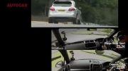 مقایسه رنجروور اسپرت با پورشه کاین توربو - زمان سرعت