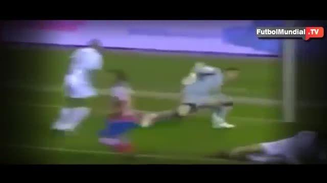 10 سیو و حرکت به یادماندنی ایکر کاسیاس در رئال مادرید