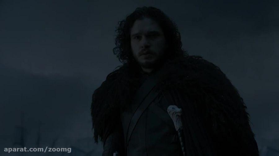 تریلر فصل ششم سریال Game of Thrones