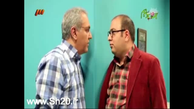 آنونس سریال در حاشیه مهران مدیری