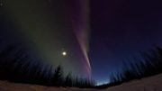 تصاویر بسیار زیبای شفق قطبی