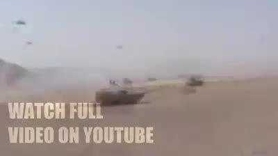 کلیپ خیلی کوتاه ولی جذاب از نیروی زمینی ارتش