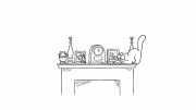 Simons Cat-Shelf Life