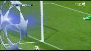 خلاصه بازی منچستر سیتی(1-1)رم - نیمه دوم