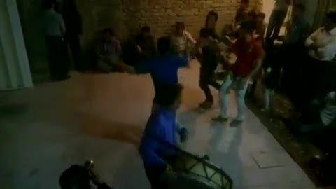 رقص کردی خنده دار