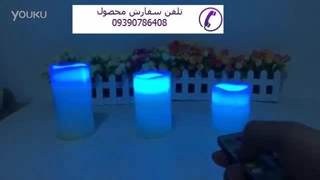 شمع های LED جادویی(از دست ندید ببینید!)