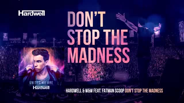 Don't stop the madness