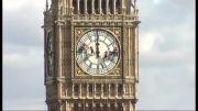 نظافت ساعت بیگ بن لندن