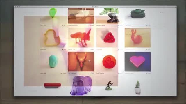 پرینترهای سه بعدی جالب (2)