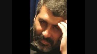 دکلمه  مذهبی (هوای عاطفه) با صدای سید همایون سلیمی