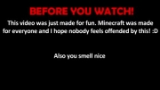 minecraft animation : if minecraft was for boys ONLY