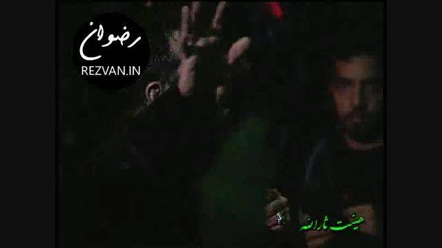 جلسات   حاج محمود کریمی   شب هشتم محرم 93 (9)