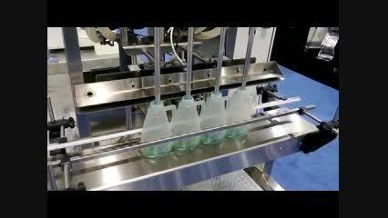 پرکن، دستگاه پرکن مایعات