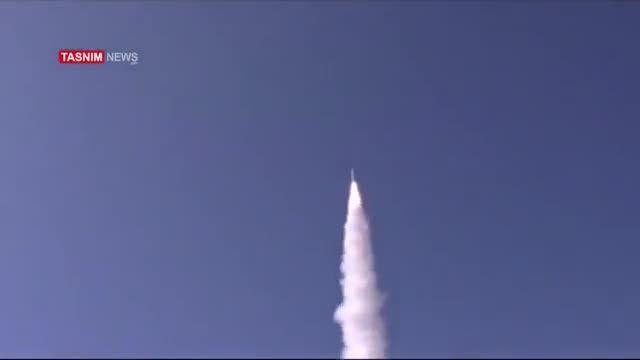 پیشرفته ترین موشک بالستیک ایران ,سجیل 2+لحظه شلیک