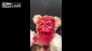 وحشتناک ترین عروسک جهان :o