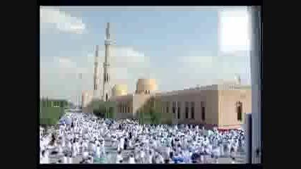 سخنرانی شیخ محمّد رحیمی اهمیت روز عرفه و عید'ذالحجه1436