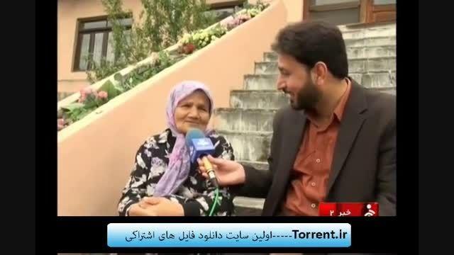 لهجه فارسی آبجی فهیم  و  پشت صحنه پایتخت 4