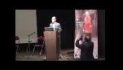 سخنرانی دکتر معماری در سلامت و زندگی-پیشکسوتان ورزشی