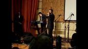 آهنگ خواندن محمود شهریاری برای کاظم احمد زاده به نام کاظی جون...!!!