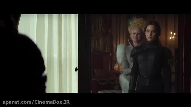 تیزر تریلر فیلم ماجرایی The Hunger Games: Mockingjay 2