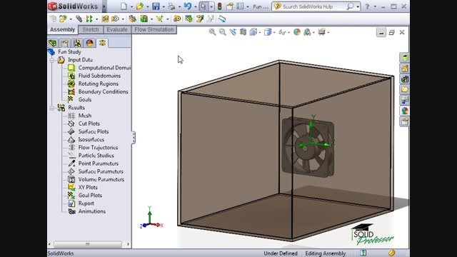 6.Fans and Rotating Reference Frames - 4.Adjusting the