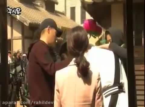 پشت صحنه ی سریال(ماسک عروس)_قسمت یک_جو وون و موک دان