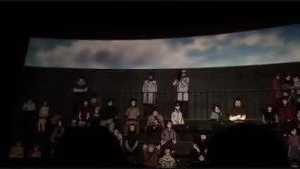 قسمتی از فیلم بوروتو