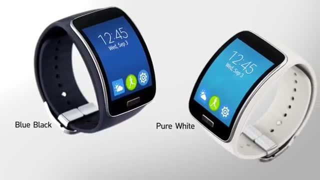 ساعت مچی هوشمند سامسونگ گیر اس - Samsung Gear S