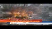آتش سوزی مهیب در ایالت کلرادو آمریکا
