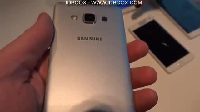 Samsung Galaxy A5, A7, A3 vs Galaxy Alpha