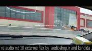 سیستم صوتی ماشین re audio mt18 سابووفر همایش پرند