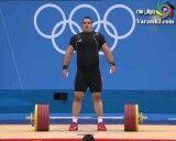 وزنه برداری - دسته فوق سنگین - المپیک 2012 لندن ( یک ضرب دسته +105 کیلوگرم )