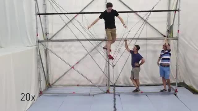 آموزش ساخت طناب دار