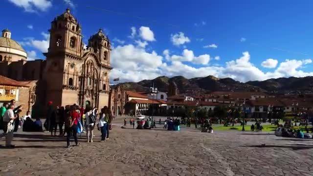کلیپی بسیار دیدنی از شهر پرو