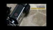مانت دوربین گوپرو برای ربات پرنده