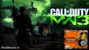 آهنگ اسطوره ای و رسمی Call of Duty MW3