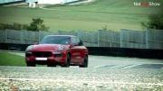 تست رانندگی پورشه کاین Porsche Cayenne GTS