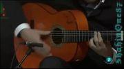 گیتار نوازی فوق العاده.....گیتار فلامینکو