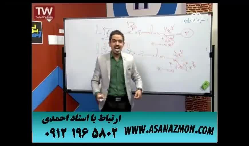 آموزش اصول حل تست های ترکیبی درس ریاضی - کنکور ۲۲