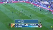 بارسلونا vs لوانته | 6 - 0 | گل ژاوی