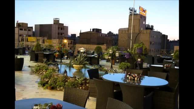 رستوران بام هتل قصر مشهد