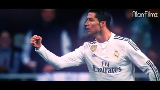 کریستیانو رونالدو ► پادشاه فوتبال جهان  | 2014/15 ● HD