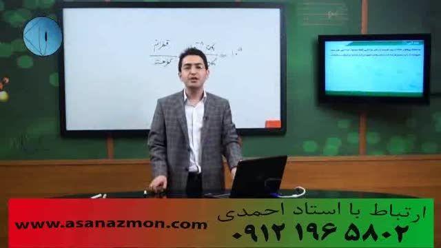 نمونه تدریس درس شیمی به روش تفهیمی - کنکور 4