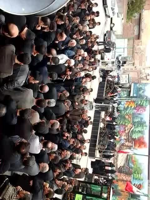 هیئت انصار حسین بامداحی کربلایی رضا برهانی شادباد