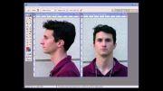 آموزش مدلسازی و ساخت سر -1 - gnomon Head modeling