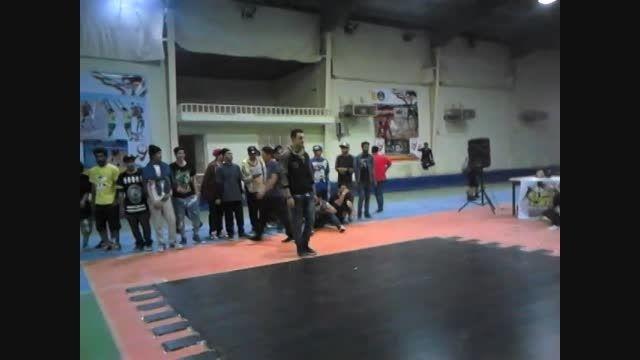 هیپ هاپ دنس ایران هیپ هاپ saeeddoki دنس dance