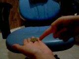شعبده بازی جالب با سکه با آموزش