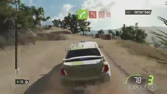 گیم پلی بازی WRC 5 با کیفیت Full HD
