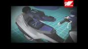 اولین موتورسیکلت هیبریدی در ایران